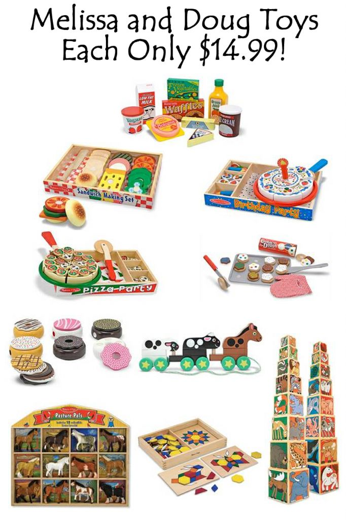 Melissa And Doug Toys : Images about wooden toys melissa and doug on