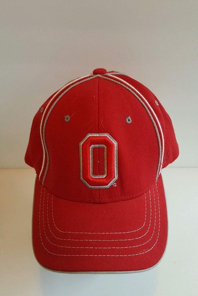 Red Ohio State Buckeyes Hat Size M/L zephir fit NCAA OSU Buckeyes  | Sports Mem, Cards & Fan Shop, Fan Apparel & Souvenirs, College-NCAA | eBay!