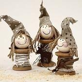 #DIY #Holzspule #Gnome #Holzbasteln