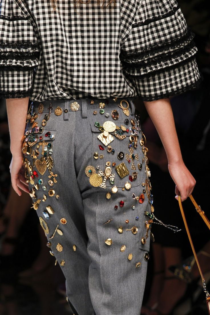 Défilé Dolce & Gabbana Printemps-été 2017 112