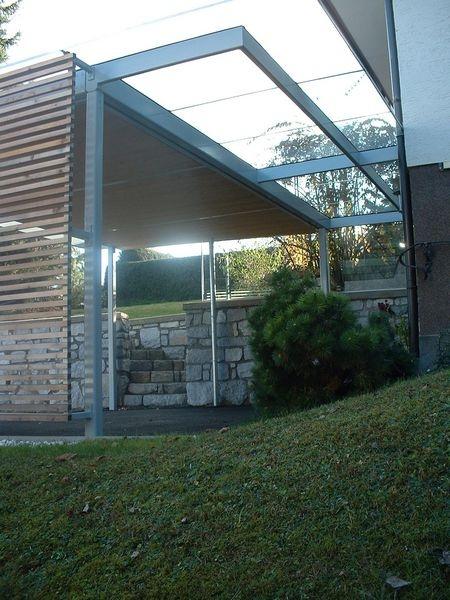 Modern Carport Garage: 1000+ Images About Modern Carport On Pinterest