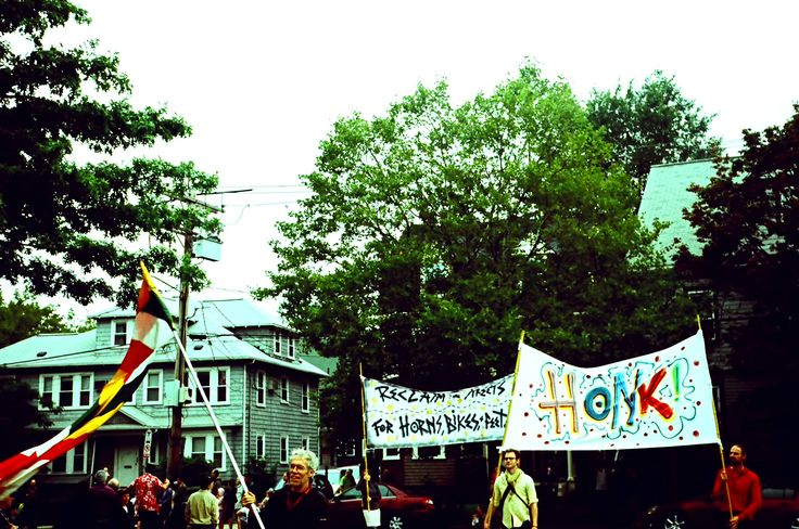 Honkfest in Somerville, MA. Just learned about this festival today and it looks like a lot of fun.