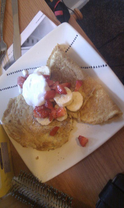 Slimming World Recipes: SYN FREE PANCAKES my faves I sometimes even add banana to the batter yummy