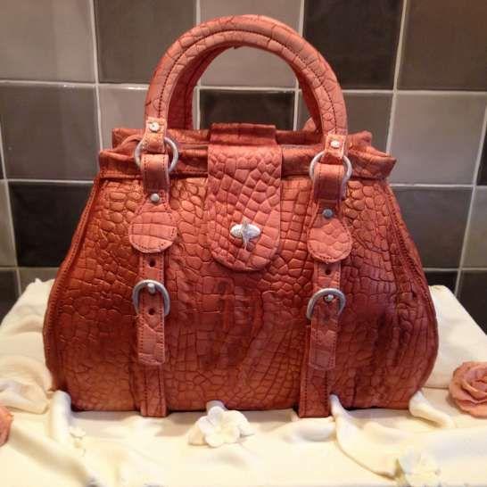 Handbag Cake | Pretty Witty Cakes