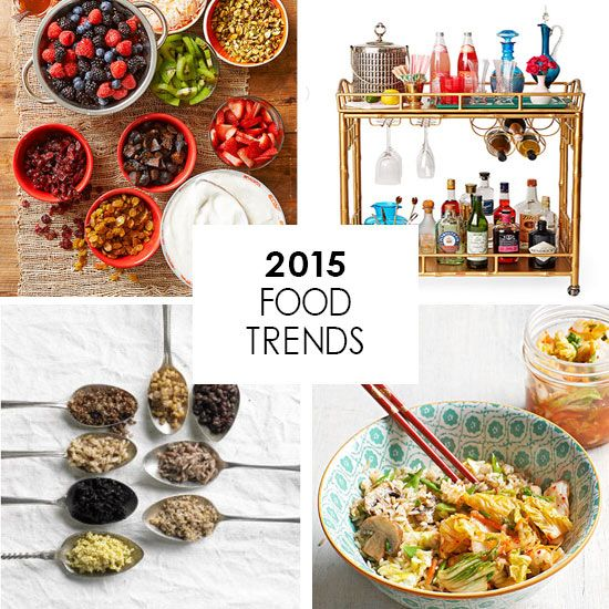 Get Trendy Already! 2015 Food Trends. Let RelishCaterers.com cater your next big event!