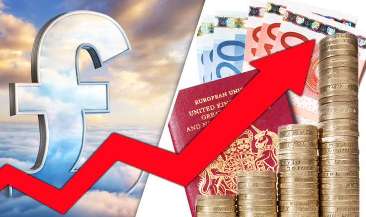 Pound to euro exchange rate: Sterling bounces BACK after Theresa May Brexit dinner