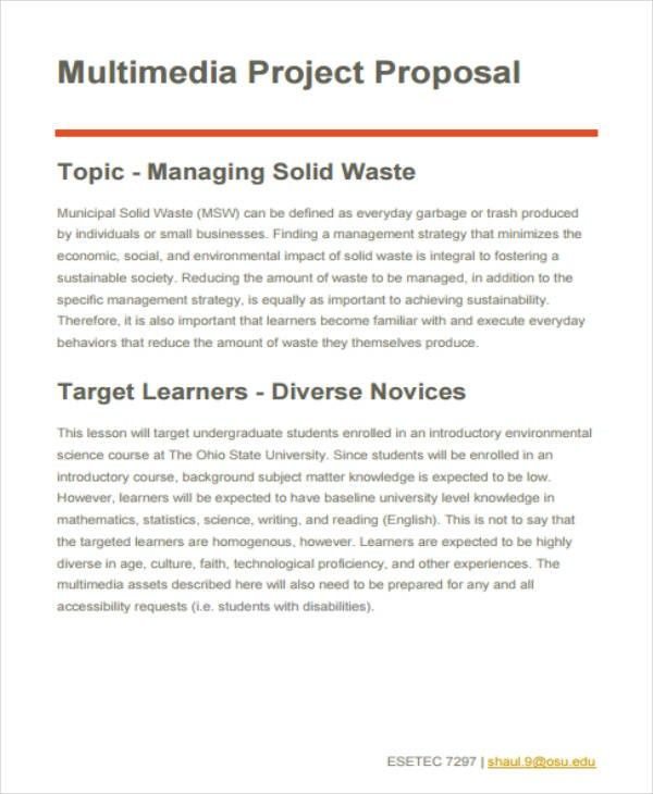 Video Project Proposal Template Top 5 Fantastic Experience Of This Year S Video Project Prop Project Proposal Template Proposal Templates Project Proposal Video production proposal template
