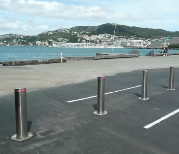 Get Gates & Fence It - Retractable Bollards