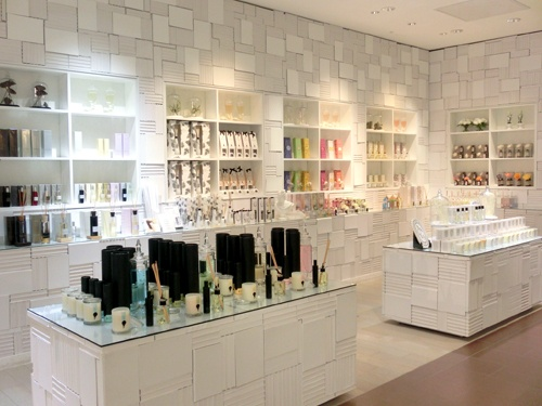 Retail Design | Health & Beauty | Shop Design | GINZA Francfranc