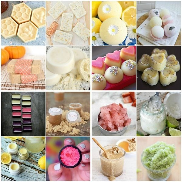 Homemade gifts are a great way to show someone you really care. Yes, you could pop to the store and pick something totally forgettable for them for $10, but a handmade gift shows love. Unfortunately not all homemade gifts you'll find on the internet are entirely desirable. That's why in this post we have collected 66 of the best homemade bath products, body butters, lotions, scrubs and soaks,… [read more]