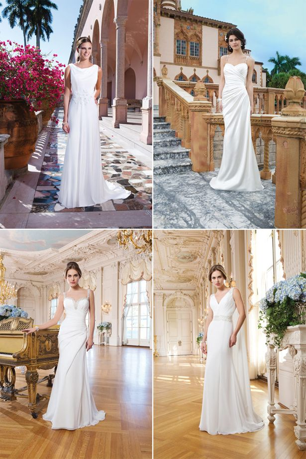 Beautiful Greek Style Wedding Dresses | Confetti.co.uk