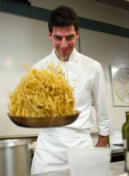 Chef Massimiliano Alajmo.