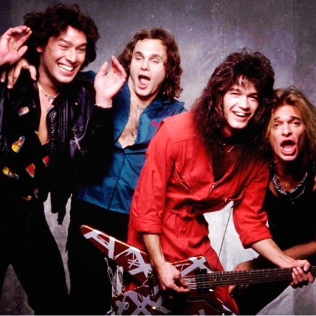 """556 Likes, 9 Comments - Van Halen Fans (@vanhalenfans) on Instagram: """"Van Halen at """"Women and Children First"""" album cover shoot! #vanhalen #eddievanhalen #alexvanhalen…"""""""