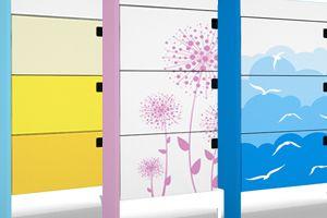 Семь простых идей, как покрасить комод. Дизайн комода своими руками — это просто!