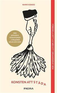 """Över 2 miljoner sålda exemplar! En kultbok över hela världen!Etta på New York Times Bestseller-lista!Etta på Amazon US topplista!Time Magazine listade Marie Kondo som en av """"The 100 Most Influental People"""" 2015!Gör så här  så kommer du att leva resten av ditt liv i ett rent och städat hem. Marie Kondos metod är lika enkel som effektiv: »en gång rent  aldrig ostädat«. Låter det som en utopi? Då ska du läsa den här boken!Du måste börja med att rensa ut och kassera. Sen ska du organise..."""