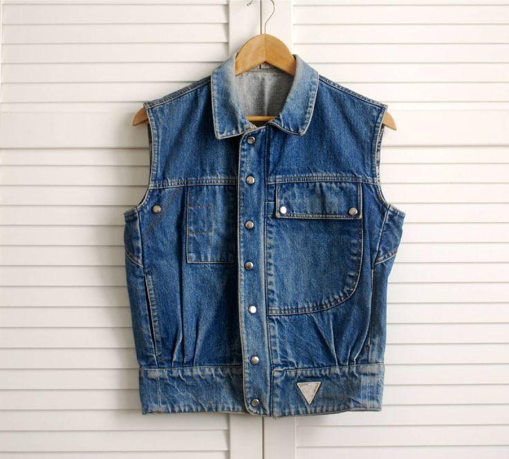 Colete Jeans - 15386874 | enjoei :p