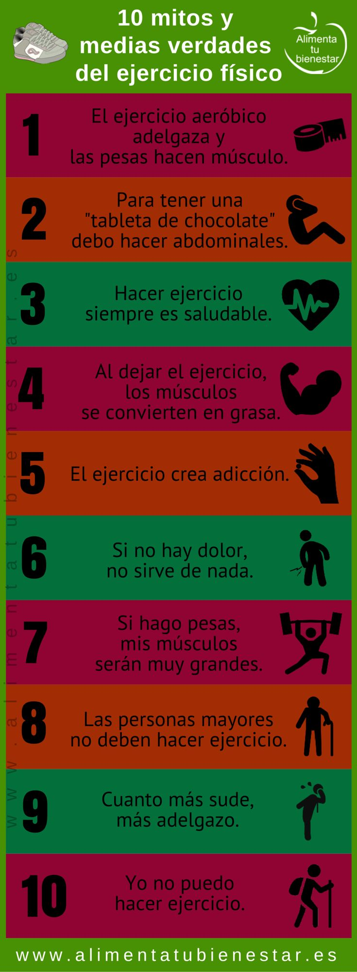146 best images about camina haz ejercicio on pinterest for Ejercicio fisico