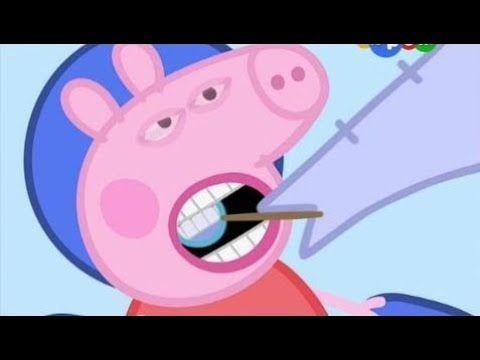 Peppa Pig The Dentist Episodes English New Compilation Peppa Pig Cartoon