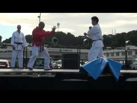 Sambo Demonstration by Kenji Nakazawa - MMA SAMBO
