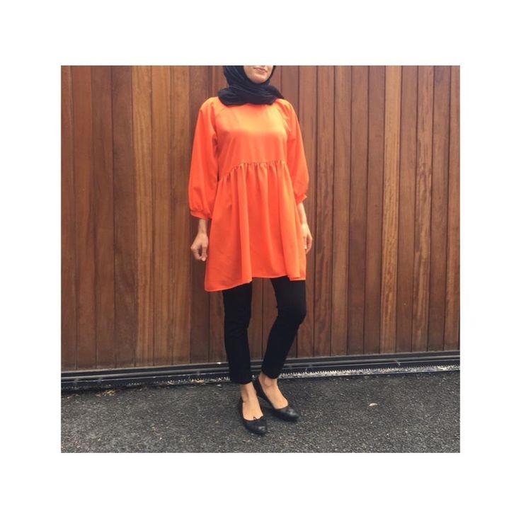 Orange Tunc