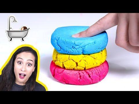 ZELF SUPER LEUKE KNEEDBARE ZEEP MAKEN! - DIY - YouTube