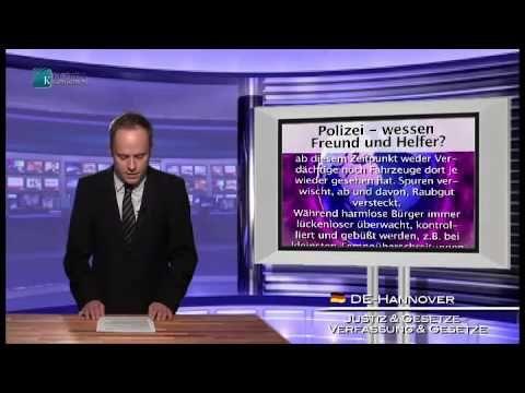 Medienkommentar Polizei 24.11.2013 Klagemauer TV