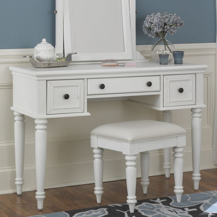 17 best ideas about vanity bench on pinterest vanity area dresser storage and vanity set ikea. Black Bedroom Furniture Sets. Home Design Ideas