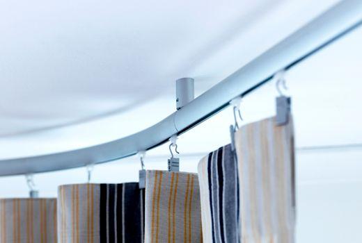 les 25 meilleures id es de la cat gorie tringle pour double rideaux sur pinterest. Black Bedroom Furniture Sets. Home Design Ideas