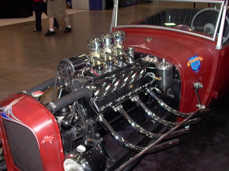 Worlds most beautiful engines page 2 the garage for Garage ford denney 90