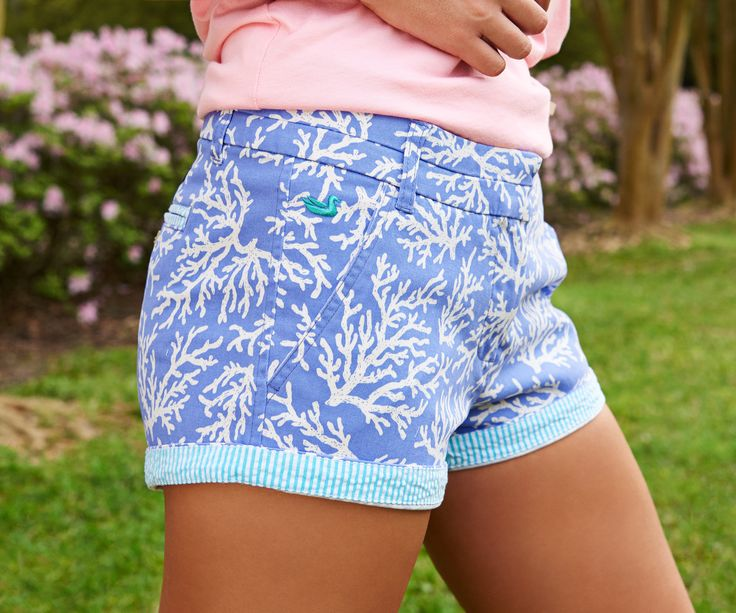 Perfect for catching rays when the sun is out, the Brighton Printed Shortis as ready for springas you are.Made of our ultra soft, long staple cotton and ...