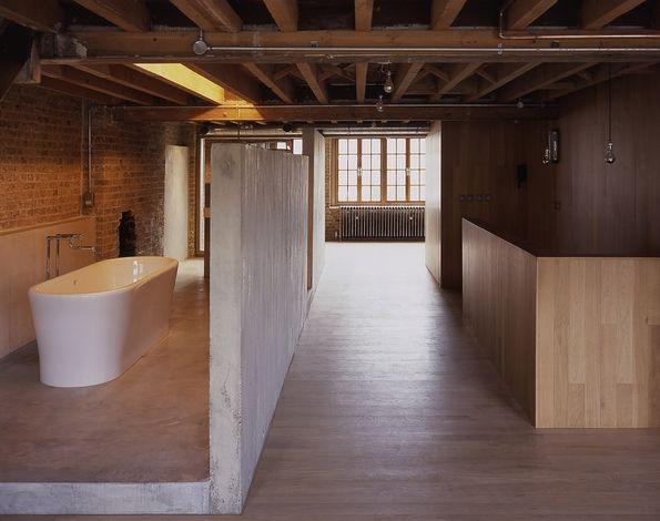 DOW JONES ARCHITECTS LANT STREET 'Loft Conversion'