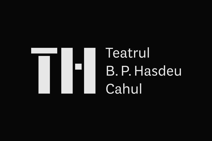 Визуальный образ театра имени Б. П. Хашдеу — Дима Моруз