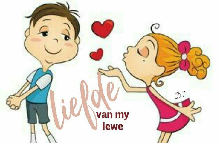 liefde van my lewe