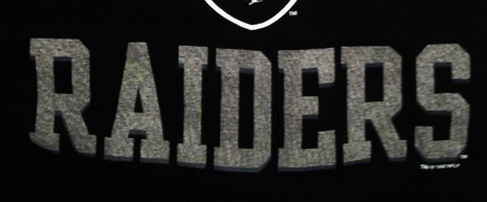 Oakland Raiders Jersey Font - WTF Forum « MyFonts