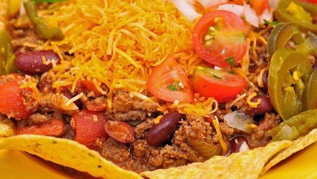 how to cook chili salad bowls recipe #recipemash