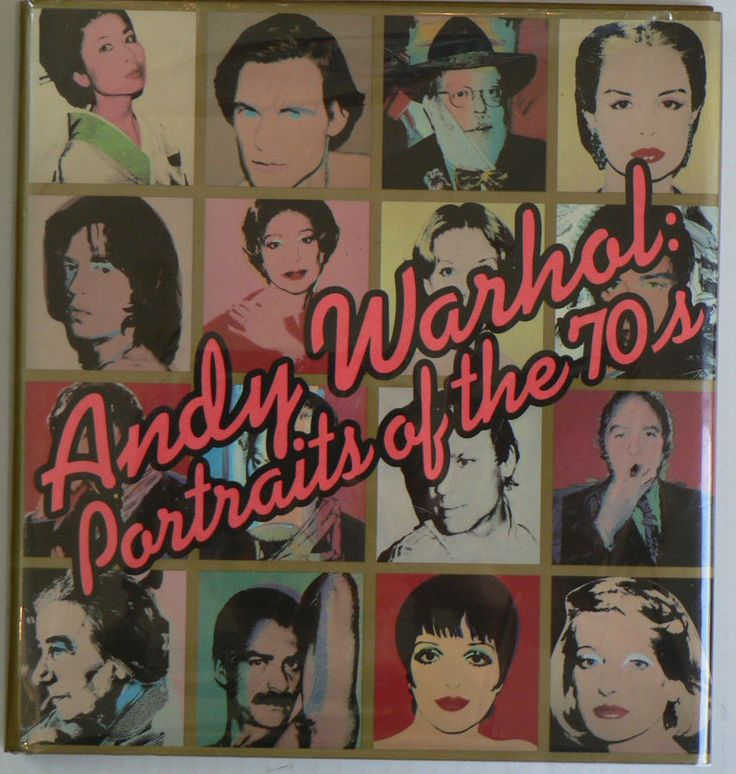 Andy Warhol, Portraits of the 70s, $450