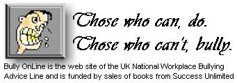 What is bullying?, Am I being bullied?, how to  recognize bullying, understand bullying, and more.  Very nice.