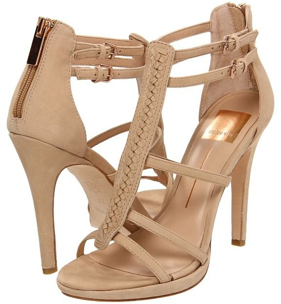 Nude pumps less than $100