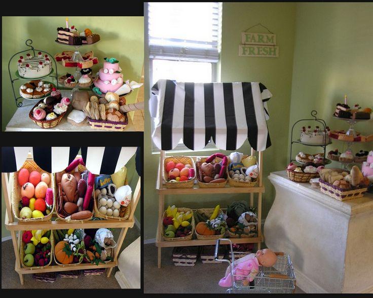 Felt Food Bakery and Market. On American Felt and Craft's Facebook page. https://www.facebook.com/FeltandCraft