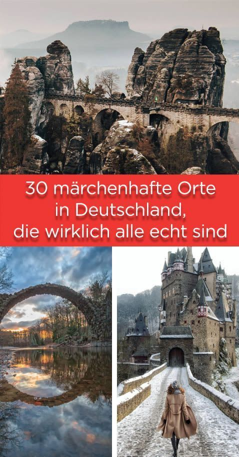 30 märchenhafte Orte in Deutschland, die wirklich alle echt sind – ElisaZunder | Beauty, Inner Beauty, Achtsamkeit, Travel + Wellness