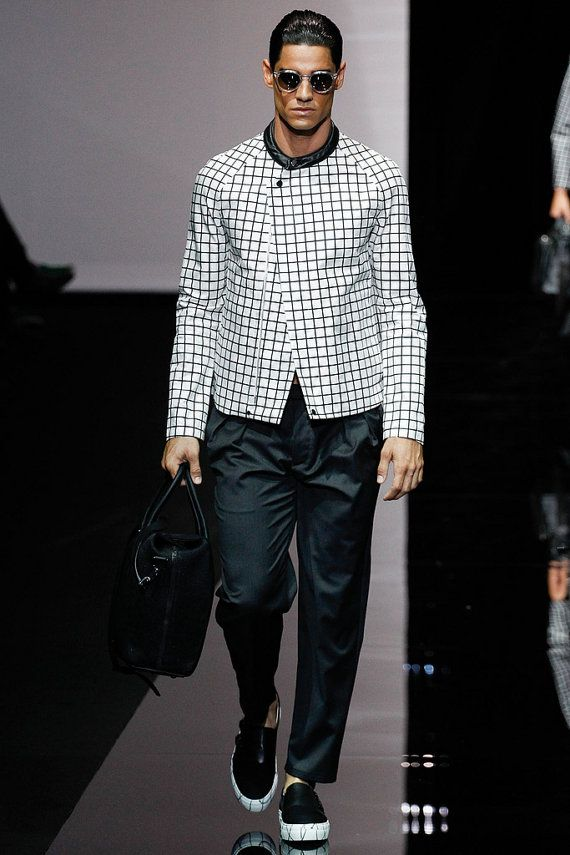 Hey, I found this really awesome Etsy listing at https://www.etsy.com/listing/227653739/runway-blouson-for-men