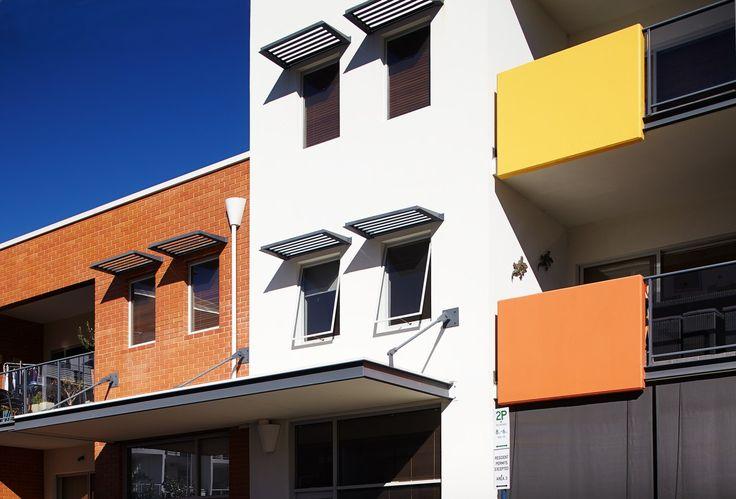 Imago 1 apartment building.