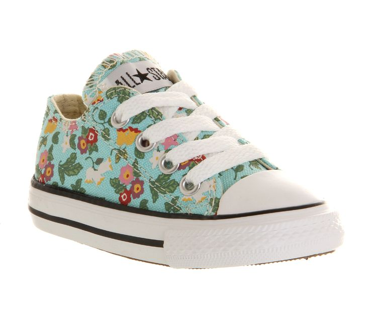 Converse Allstar Low Infant Ditsy Fl Uni Office