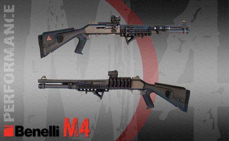 Mesa Tactical Urbino Stock 870 HD Wallpaper
