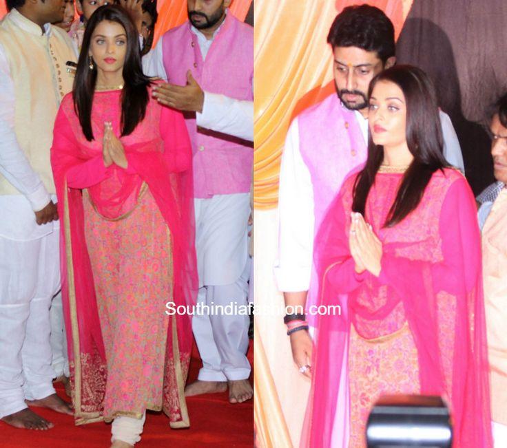 Aishwarya Bachchans Ethnic Look photo