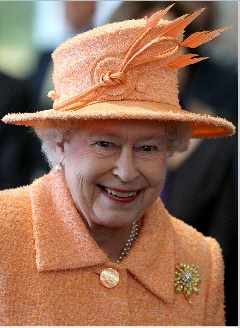 Royal Craze:  Queen Elizabeth