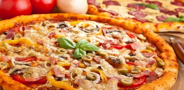Pizza Corno! recept | Smulweb.nl