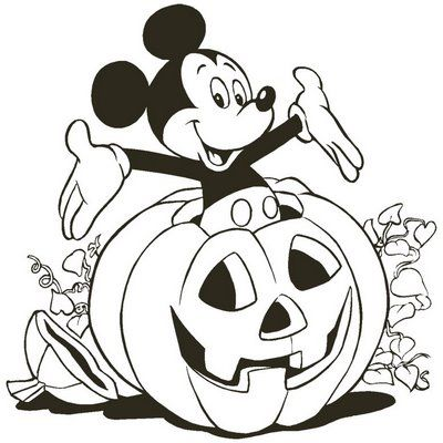 the 73 best disney halloween coloring page images on pinterest