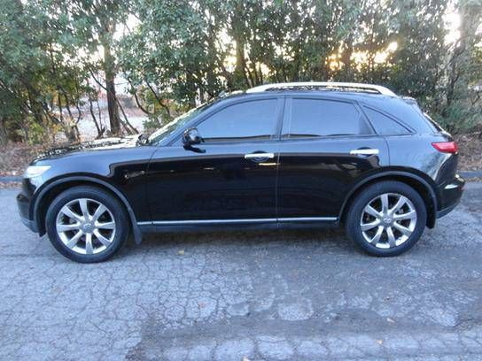 04 Infiniti FX35,,ONLY HAS 125k Miles,A MUST SEE (DURHAM/BRIERCREEK) $8800