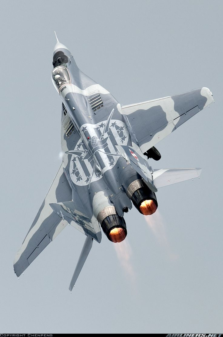 Mikoyan-Gurevich MiG-29A (9-12A) aircraft picture